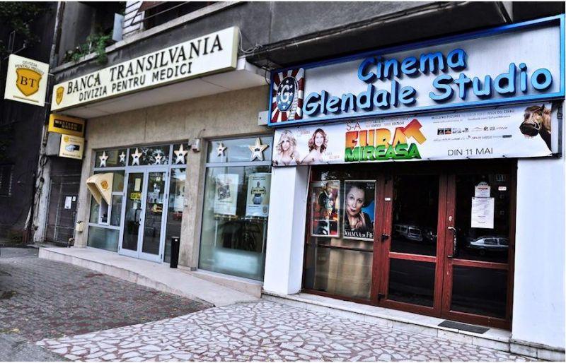 cinema glendale studio harta